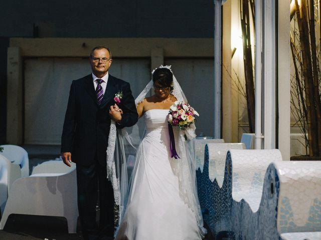 La boda de Gabriel y Alina en Valencia, Valencia 110