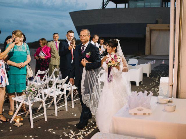 La boda de Gabriel y Alina en Valencia, Valencia 111