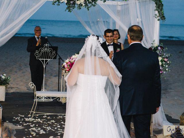 La boda de Gabriel y Alina en Valencia, Valencia 113