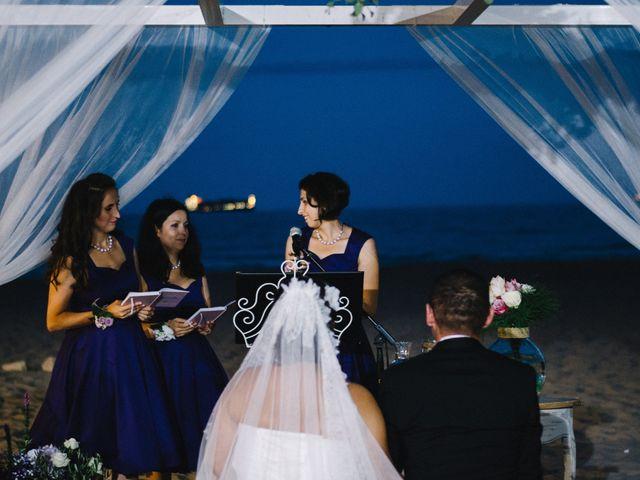 La boda de Gabriel y Alina en Valencia, Valencia 125