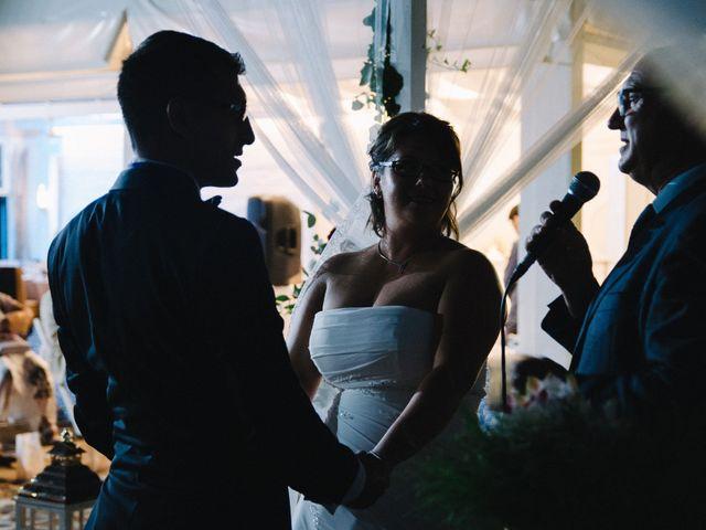 La boda de Gabriel y Alina en Valencia, Valencia 129
