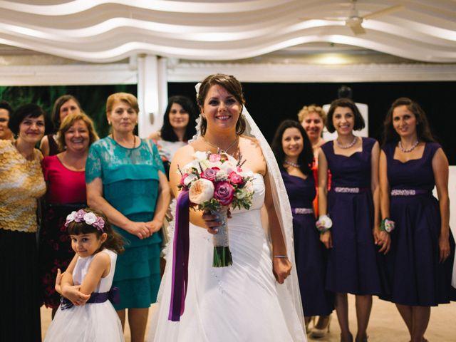 La boda de Gabriel y Alina en Valencia, Valencia 157