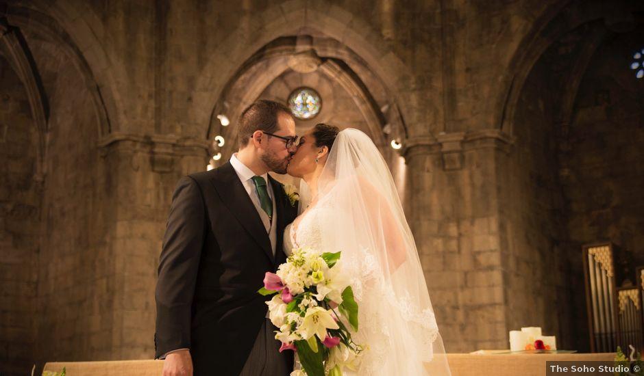 La boda de Jaime y Veronica en Torroella De Montgri, Girona