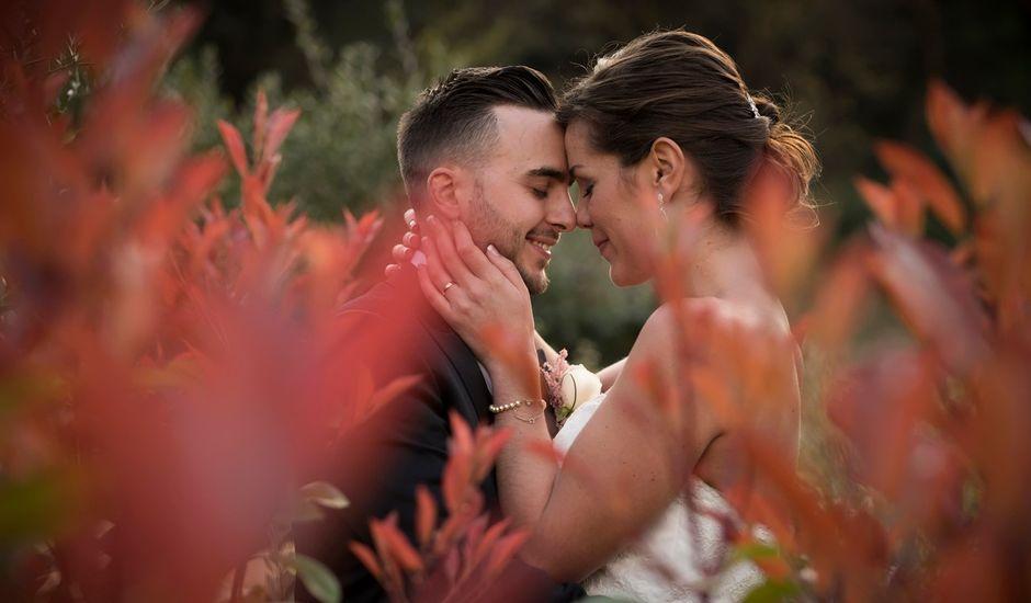 La boda de Carlos  y Mariona en Sant Fost De Campsentelles, Barcelona