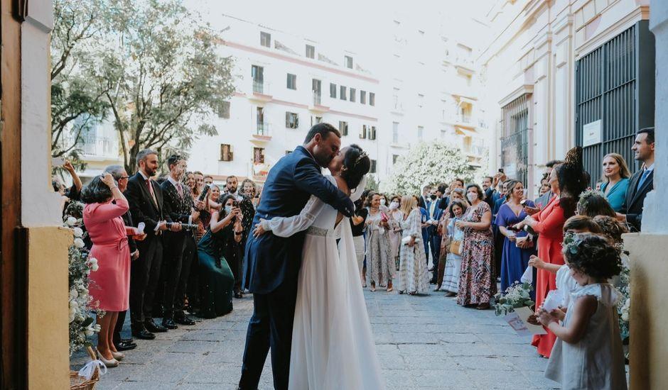 La boda de Javier y Esperanza en Sevilla, Sevilla