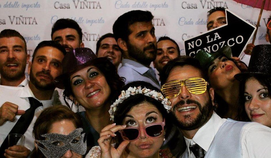 La boda de Javi y Bárbara  en Montellano, Sevilla