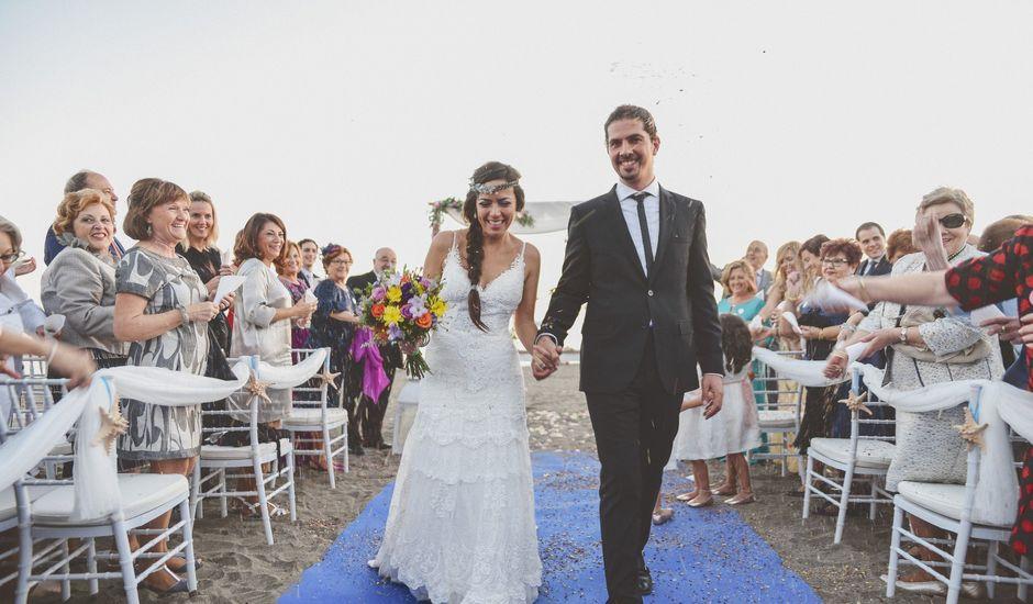La boda de Fernando y Carmen Gloria  en Málaga, Málaga