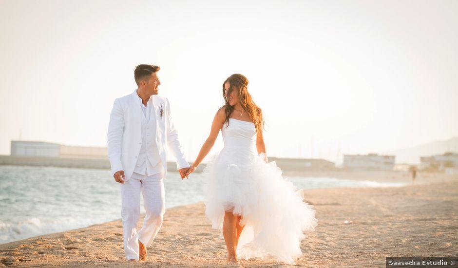 La boda de Tete y Elena en Canet De Mar, Barcelona