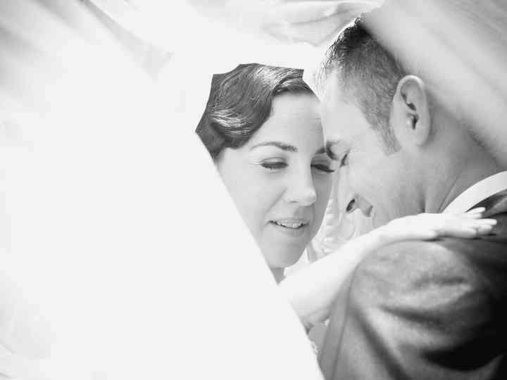 La boda de Natalia y David