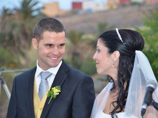 La boda de Yéssica y Adexe