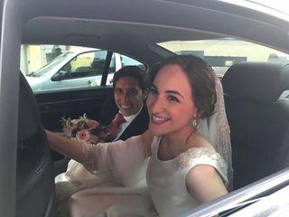 La boda de Patricia y Jesús 1