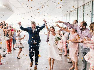 La boda de Vikky y Barry