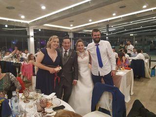 La boda de Débora y Miguel