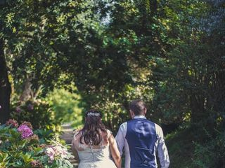 La boda de Ane  y George  3