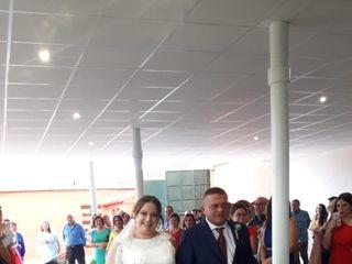La boda de Carlota  y Rafa 2