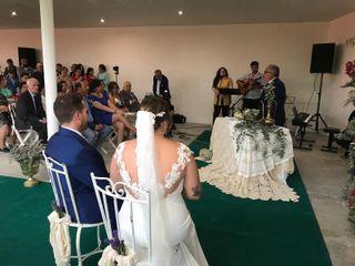 La boda de Carlota  y Rafa