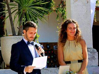 La boda de Iria y Diego 1
