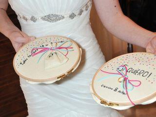 La boda de Camino y Aitor 2