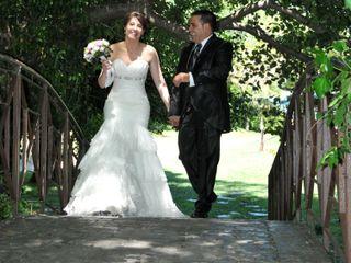 La boda de Camino y Aitor