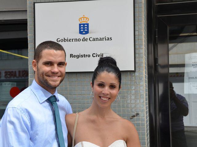 La boda de Adexe y Yéssica en Las Palmas De Gran Canaria, Las Palmas 3