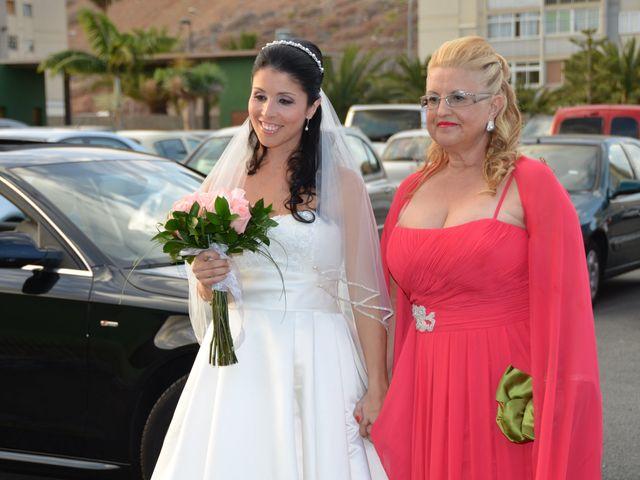 La boda de Adexe y Yéssica en Las Palmas De Gran Canaria, Las Palmas 6