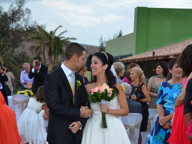 La boda de Adexe y Yéssica en Las Palmas De Gran Canaria, Las Palmas 8