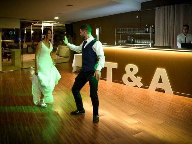La boda de Antonio y Tamara en Salou, Tarragona 15
