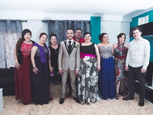 La boda de Juanmi y Rocío en Alfafar, Valencia 6