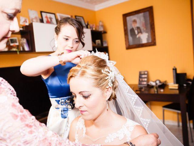 La boda de Juanmi y Rocío en Alfafar, Valencia 9