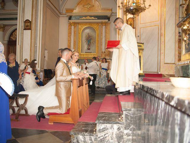 La boda de Juanmi y Rocío en Alfafar, Valencia 16