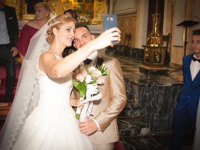 La boda de Juanmi y Rocío en Alfafar, Valencia 17