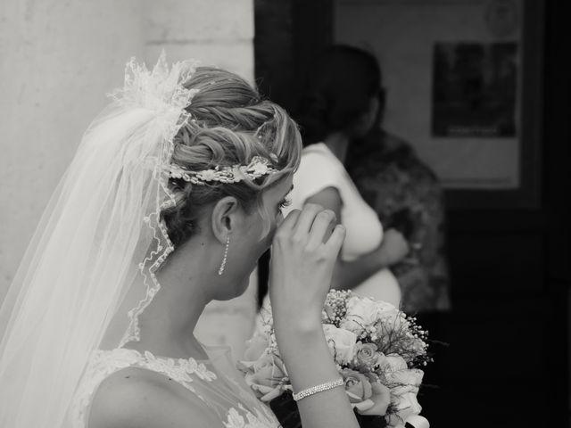 La boda de Juanmi y Rocío en Alfafar, Valencia 20