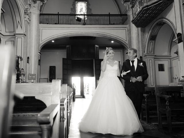 La boda de Juanmi y Rocío en Alfafar, Valencia 2