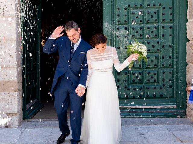 La boda de David y Noelia en Valladolid, Valladolid 25