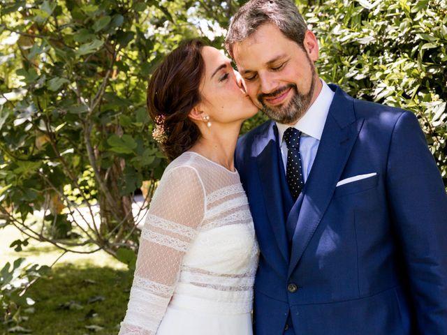 La boda de David y Noelia en Valladolid, Valladolid 35