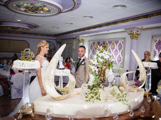 La boda de Juanmi y Rocío en Alfafar, Valencia 28