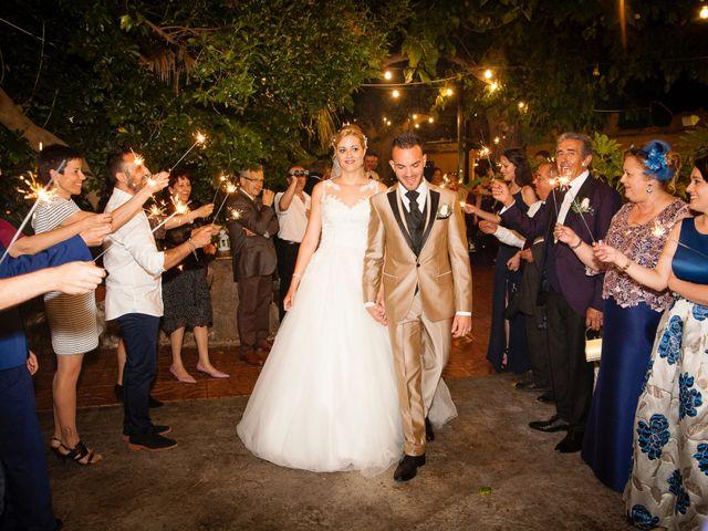 La boda de Juanmi y Rocío en Alfafar, Valencia 31