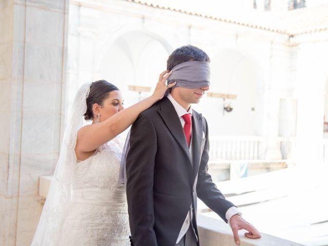 La boda de Jose y Sara en Valencia Del Ventoso, Badajoz 1