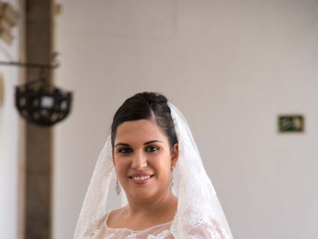 La boda de Jose y Sara en Valencia Del Ventoso, Badajoz 3