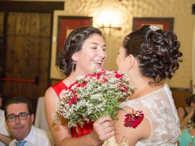 La boda de Jose y Sara en Valencia Del Ventoso, Badajoz 8
