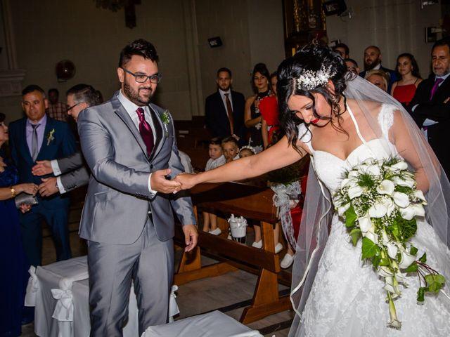 La boda de David y Ester en Elda, Alicante 6
