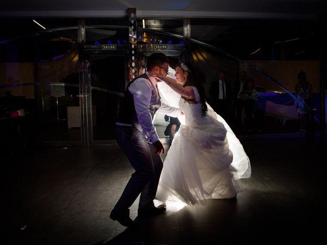 La boda de David y Ester en Elda, Alicante 11