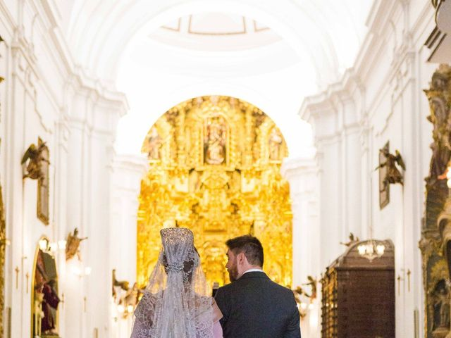 La boda de Antonio y Bea en Córdoba, Córdoba 51