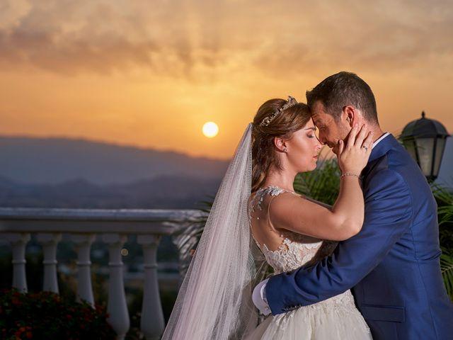 La boda de Julio y Cristina en Alhaurin El Grande, Málaga 3