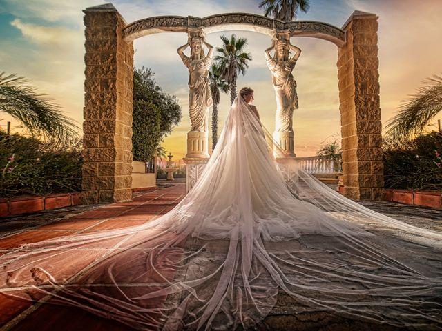 La boda de Julio y Cristina en Alhaurin El Grande, Málaga 4