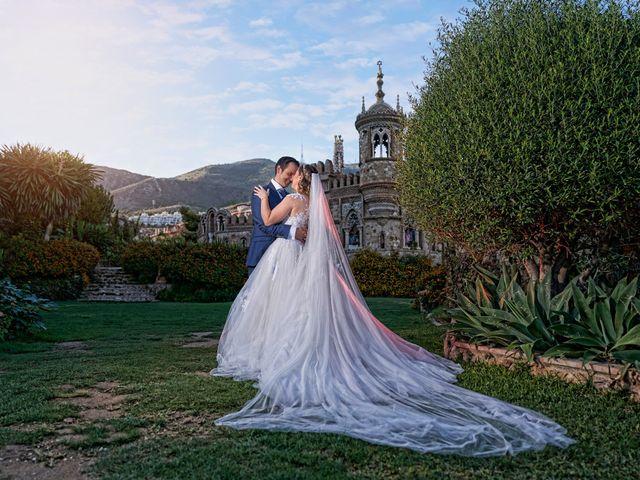 La boda de Julio y Cristina en Alhaurin El Grande, Málaga 7
