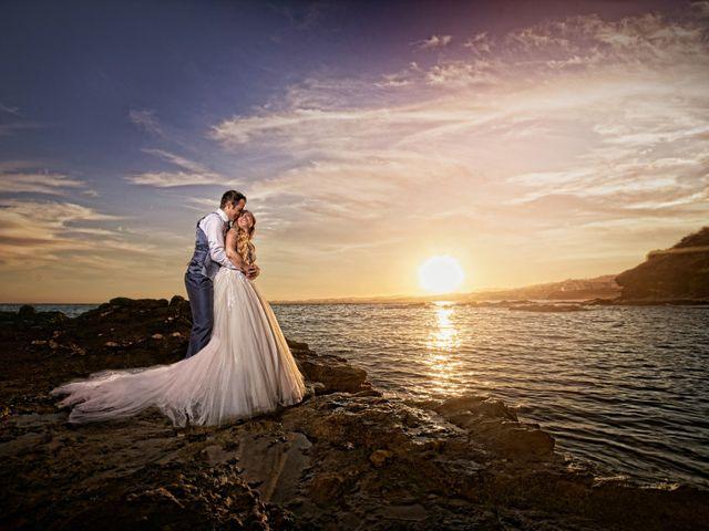 La boda de Julio y Cristina en Alhaurin El Grande, Málaga 10