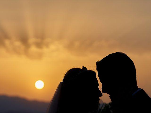 La boda de Julio y Cristina en Alhaurin El Grande, Málaga 11
