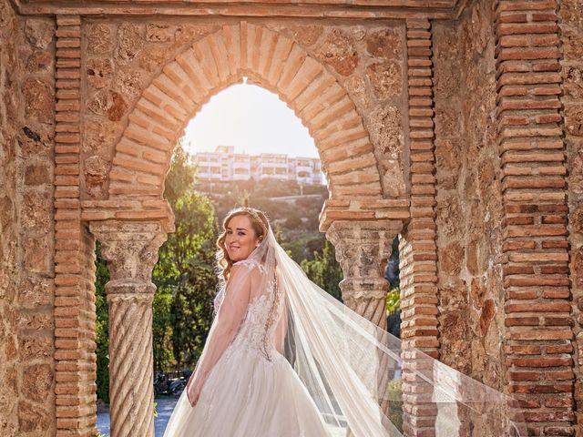 La boda de Julio y Cristina en Alhaurin El Grande, Málaga 12