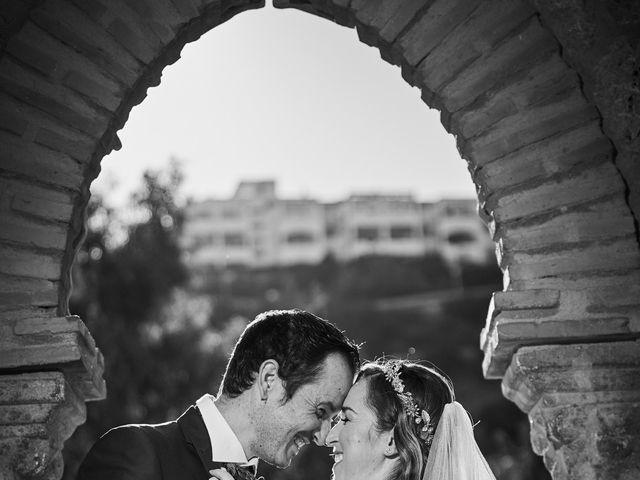La boda de Julio y Cristina en Alhaurin El Grande, Málaga 13